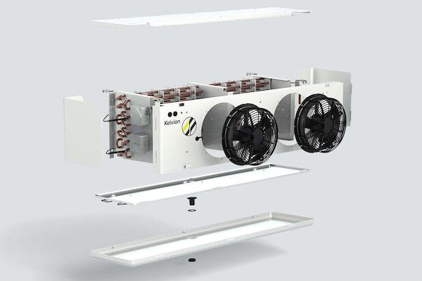 Umluftkühlgeräte